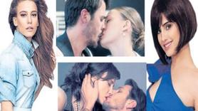 Fi dizisinde öpüşme rekoru kırıldı!