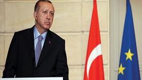 Erdoğan Fransız gazeteciyle tartıştı: Sen FETÖ ağzıyla konuşuyorsun!