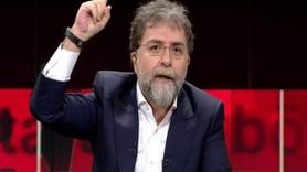 """O sözler Ahmet Hakan'ı çileden çıkarttı! """"Sen yeme ulan ayı, git zıkkımın kökünü ye!"""""""