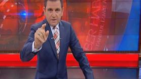 Fatih Portakal canlı yayında 'Andımız'ı okudu! Umarım geri gelir...