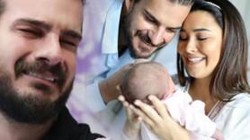 Hakan Hatipoğlu 'bebeği reklam için kullanıyor' diyenlere ateş püskürdü!