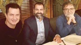 Küslük sona erdi! Acun Ilıcalı ile Ahmet Hakan barıştı!