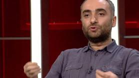 İsmail Saymaz'dan Yeni Şafak muhabirine sert tepki!