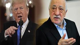 İade edilecek mi? ABD Başkanı Trump'tan 'Fethullah Gülen' açıklaması