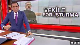 """Fatih Portakal'dan canlı yayında şok itiraf! """"Sansür koyduk maalesef, bu sözleri verecek olursak..."""""""