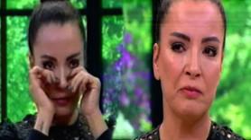 Nilgün Bodur canlı yayında ağlayarak anlattı: Ben de şiddet gördüm!