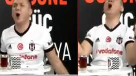 BJK TV spikerini çıldırtan gol: Vida bayılt beni!