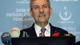 Sağlık Bakanı'ndan Yeniçağ yazarının 'yumruklu kavga' iddialarına yanıt