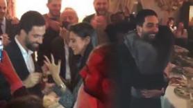 Arda Turan'dan Aslıhan Doğan'a evlenme teklifi! İşte ilk görüntüler...