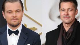 DiCaprio ve Brad Pitt, Tarantino'nun filminde buluşuyor!