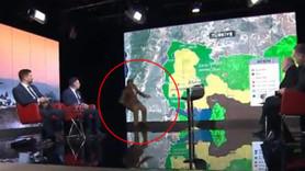 TRT Haber'de görülmemiş kaza! Duayen sunucu az daha... (Medyaradar/Özel)