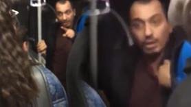İki genç metrobüste öpüşünce olay çıktı: Ben ahlak bekçisiyim!