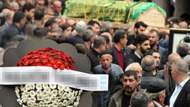 Zaza Şehmus son yolculuğuna uğurlandı! Cenazede dikkat çeken detay!