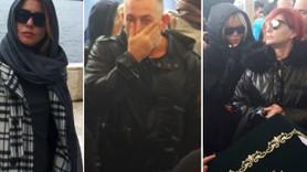 Gözyaşlarını tutamadılar! Yaşar Gaga, son yolculuğuna uğurlandı!