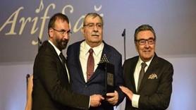 Aydın Doğan Ödülü, Arif Sağ'a verildi; Törene Ahmet Hakan neden katılmadı?