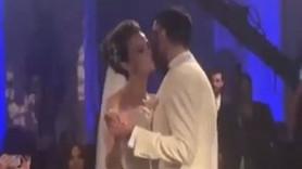 NTV'nin ünlü ekran yüzü bekarlığa veda etti! İşte düğünden çok özel kareler...(Medyaradar/Özel)