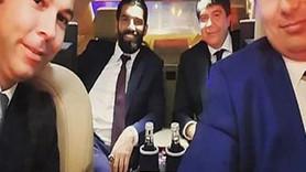 Menderes Türel ve Arda Turan'ın yer aldığı selfie'ye tazminat