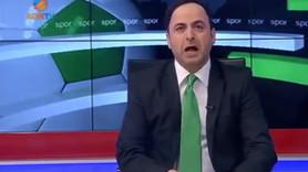 Konyaspor ligde kaldı, spiker canlı yayında ağladı!