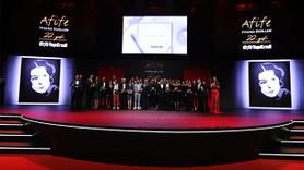 Afife Tiyatro Ödülleri 22'nci kez sahiplerini buldu!