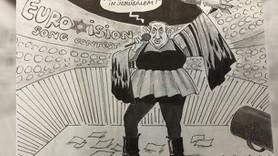 Netanyahu'yu çizen karikatürist, gazeteden kovuldu!