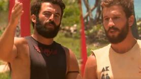 Survivor'da Adem'den Turabi'ye şok sözler: 'Yalandan oynaşıyorsun! Kahramanlık rollerini bırak!'