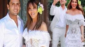 Seren Serengil- Yaşar İpek evlendi