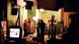 TRT için çekilen dizinin setinde 'çocuk yandı' iddiası