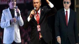 Muharrem İnce ve Meral Akşener'in oy oranı nedir? 24 Haziran için flaş iddia
