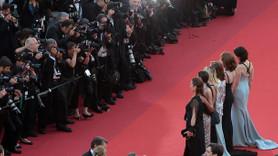 Cannes Film Festivali'nin açılışına damga vuran olay!