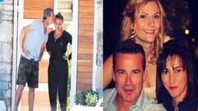 Kağıt üzerinde boşanma! Hande Bermek ile Murat Başoğlu'nun romantik anları!