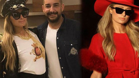 Bergüzar Korel'in Paris Hilton tepkisi: Rezil olduk Enis!