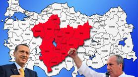 Habertürk yazarı illeri tek tek açıkladı: AK Parti'nin işi bu seçim zor!