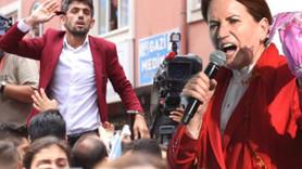 Meral Akşener'e tepki gösterdi! Partililer tarafından darp edildi!