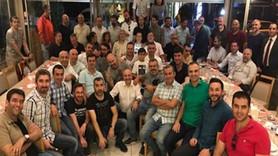 Ankaralı haber kameramanları iftarda buluştu! (Medyaradar/Özel)