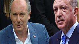 Tayyip Erdoğan mı Muharrem İnce mi? Seçime 2 gün kala son anket!