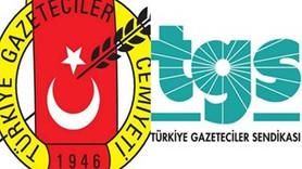TGC ve TGS'den, Bahçeli'nin gazetecileri hedef gösteren ilanına ilişkin açıklama!