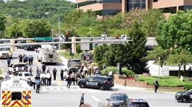 ABD'de gazete binasına silahlı saldırı! Ölüler var!