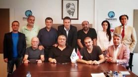 MESAM'da yeniden yönetime seçilen Arif Sağ ve ekibi ilk kez toplandı!