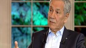 Bülent Arınç'tan canlı yayında 'Ergenekon' itirafı: Yüzümüz kıpkırmızı oldu, utandık!