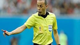 Dünya Kupası'nda Cüneyt Çakır'a dev görev!