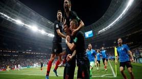 2018 Dünya Kupası'nda tarihi gece! Finalin adı belli oldu!