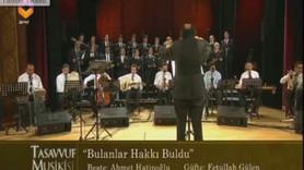 TRT'de Fethullah Gülen skandalı! Ekranda görenler şoke oldu!