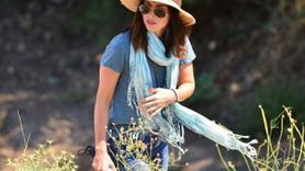 Hollywood yıldızı Megan Fox Çanakkale'de!