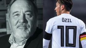 İlber Ortaylı'dan Mesut Özil yorumu: Tavuklar bile güler!