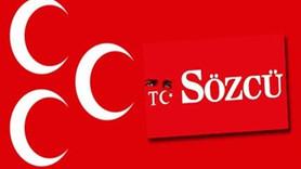 Sözcü yazarı MHP'den tazminat kazandı: Fakir fukarayı sevindirecek!