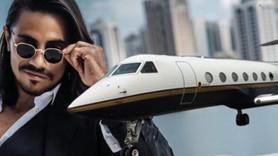 Nusret kesenin ağzını açtı! Özel uçak alıyor!