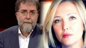 """Berna Laçin'den Ahmet Hakan'a 'münasebetsiz' yanıtı: """"Şuna haddini bildirin' demediği için..."""""""