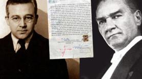 Sabahattin Ali'nin Atatürk'e yazdığı mektup ortaya çıktı! Affını istiyor ama...