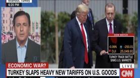 CNN ekranlarında Trump'ı çıldırtacak alt yazı!