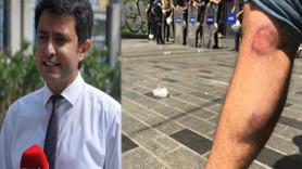 TGC, DHA muhabirine saldırıyı kınadı